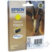 Картридж Epson St C91 (C13T09244A10/C13T10844A10) yellow