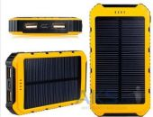 Вид 3 - Внешний аккумулятор power bank MANGO DS18000 IPX6 waterproof solar, 6000mAh Black/Yellow