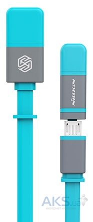 Кабель USB Nillkin Plus Cable II Blue