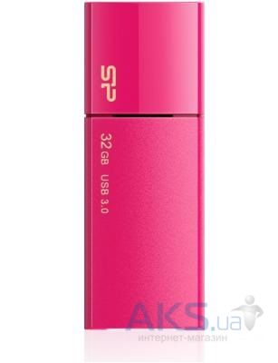 Флешка Silicon Power Blaze B05 32 Gb USB 3.0 (SP032GBUF3B05V1H) Peach