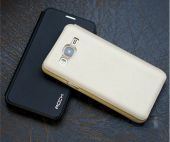Вид 5 - Чехол Rock Touch Series Samsung G550 Galaxy On5 Gold