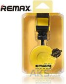 Держатель REMAX RM-C02 Black / Yellow