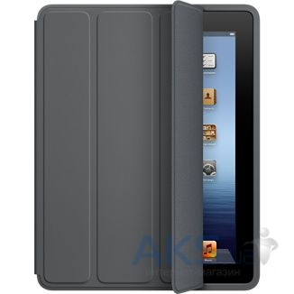 Чехол для планшета Apple iPad Smart Case for iPad 2/3/4 Dark Gray (MD454)