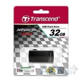 Вид 3 - Флешка Transcend JetFlash 560 32Gb Black
