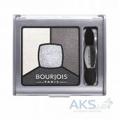 Тени Bourjois Smoky Stories Palette №01 - Grey And Nig