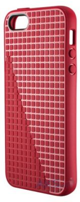 Чехол Speck PixelSkin HD Apple iPhone 5, iPhone 5S, iPhone SE Pomodoro Red (SPK-A1583)