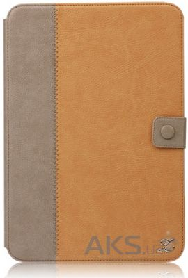 "Чехол для планшета Zenus Leather Case Masstige Leather E-Note Diary Series for Samsung Galaxy Note 10.1"" (GT-N8000/P5100) Camel"