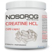 Креатин Nosorog Nutrition Creatine HCL 120 капсул
