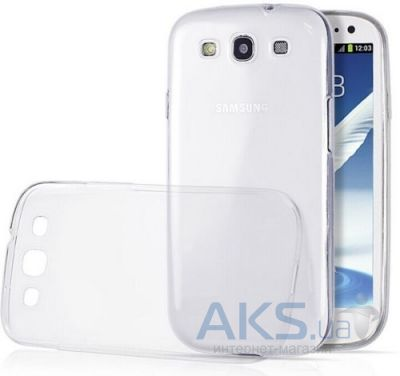Чехол Original TPU Ultra Thin Samsung i9300 Galaxy S3 Transparent