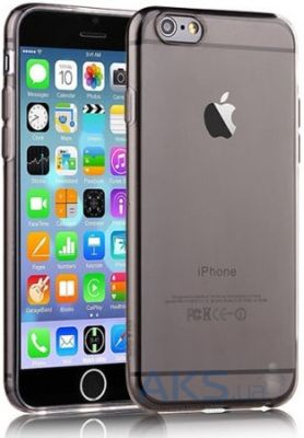 Чехол Devia Naked для iPhone 6 Plus Black