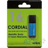 Вид 2 - Флешка Verico USB 16Gb Cordial SkyBlue