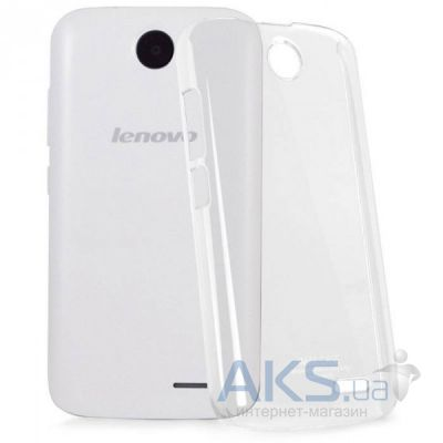 Чехол IMAK Crystal Series для Lenovo IdeaPhone A560 Transparent