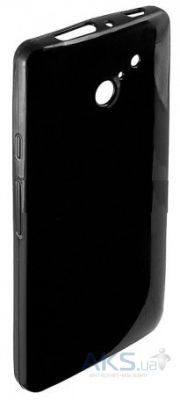 Чехол Original TPU Case Huawei Ascend D2 Black