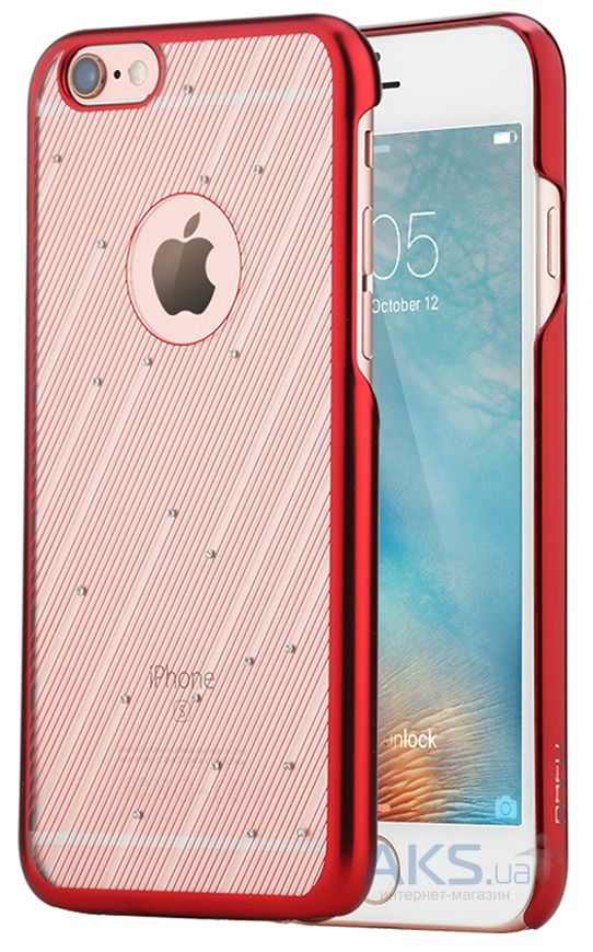 Чехол Rock Meteor Series Apple iPhone 6 Plus, iPhone 6S Plus Red