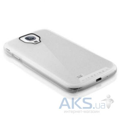 Чехол ITSkins The new Ghost cover case for Samsung i9500 Galaxy S IV White (SGS4-TNGST-WITE)
