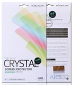 Защитная пленка Nillkin Crystal Huawei Ascend D2 Clear