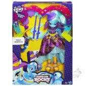 Вид 3 - Игрушка Hasbro My Little Pony Девочки Эквестерии Кукла пони Трикси (A6684)