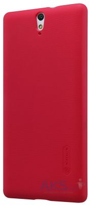 Чехол Nillkin Super Frosted Shield Sony Xperia C5 E5533 Red