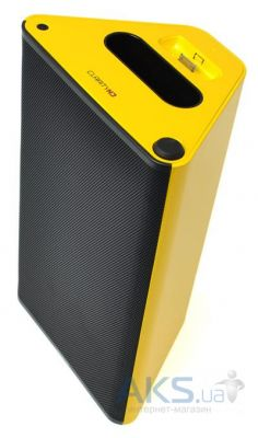 Колонки акустические Monster Clarity HD Monitor Speakers Yellow