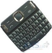 Вид 2 - Клавиатура (кнопки) Nokia 302 Asha Dark Grey