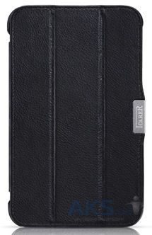 Чехол для планшета iCarer Leather Case for Samsung Galaxy Tab3 T210/P3200 7.0 Black (RS320001BL)