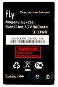 Аккумулятор Fly DS106 / BL4255 (900 mAh) Original