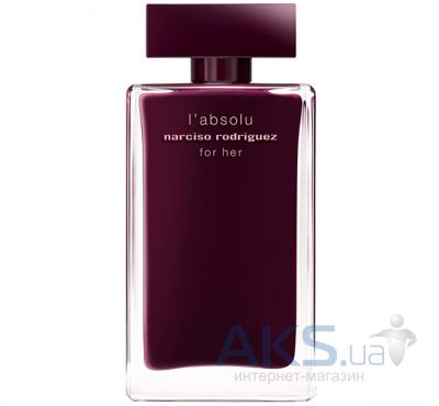 Narciso Rodriguez L'Absolu For Her Парфюмированная вода (тестер) 100 мл