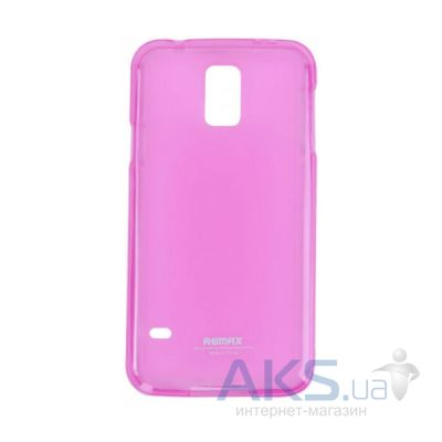 Чехол REMAX Pudding for Samsung Galaxy S5 Pink