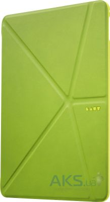 Чехол для планшета Laut Origami Trifolio cases for iPad Air 2 Green (LAUT_IPA2_TF_GN)