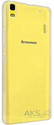 Чехол Remax Ultra Thin TPU Lenovo A7000, Lenovo K3 Note White