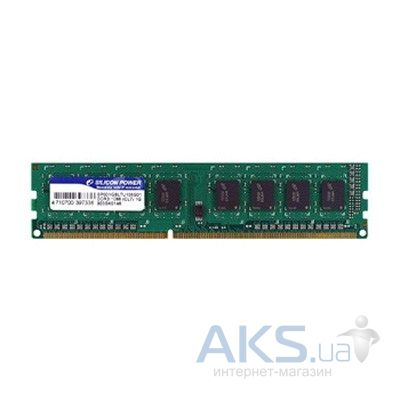 Оперативная память Silicon Power DDR3 4GB 1600 MHz (SP004GBLTU160N01)