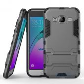 Чехол HONOR Hard Defence Series Samsung J120 Galaxy J1 2016 Grey