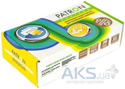 СНПЧ Patron Canon Pixma MP230 (CISS-PN-C-CAN-MP230) чорнило (4х60мл)