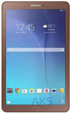 Планшет Samsung Galaxy Tab E 9.6 (SM-T560NZWA) Gold Brown