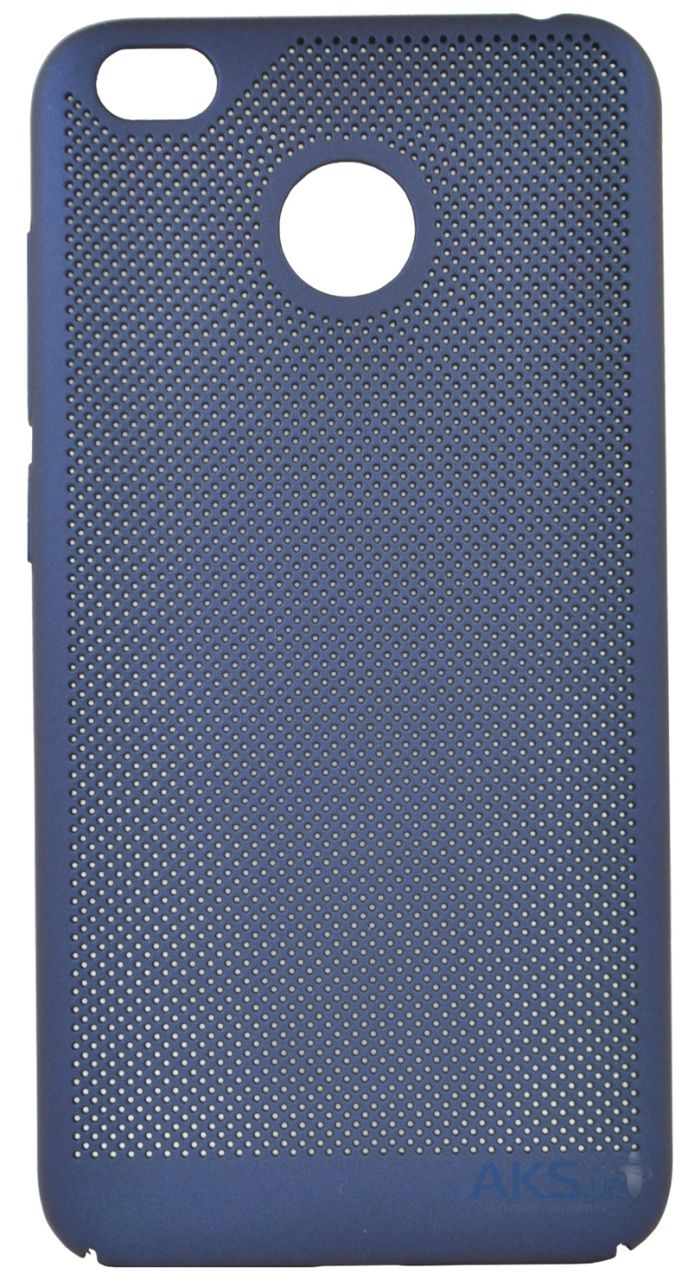 Чехол Original perforation case Xiaomi Redmi 4x Blue