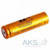 bailong Bailong аккумулятор Li-Ion 18650 3.7V (6800mAh) 256093