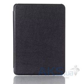 Обложка (чехол) Amazon Kindle Voyage Leather Cover Black