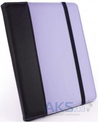 Чехол для планшета Tuff-Luv Slim-Stand Leather Case Cover for iPad 2,3,4 Lilac  (C10_65)