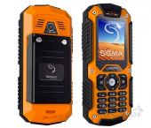Мобильный телефон Sigma mobile X-treme II67 Boat Orange