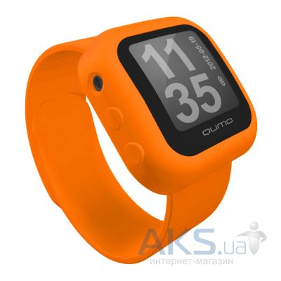Mp3-плеер Qumo SportsWatch Orange