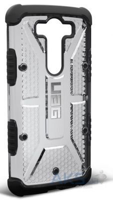 Чехол UAG Urban Armor Gear LG V10 H961S Ice Transparent (LGV10-ICE)