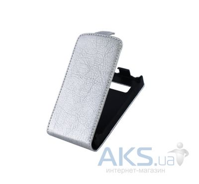 Чехол Atlanta Book case for Nokia 500 Gray