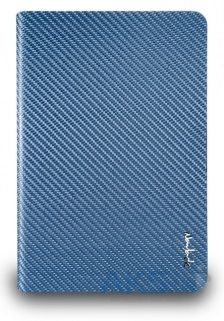 Чехол для планшета NavJack Corium series case for iPad Mini Ceil Blue (J020-07)