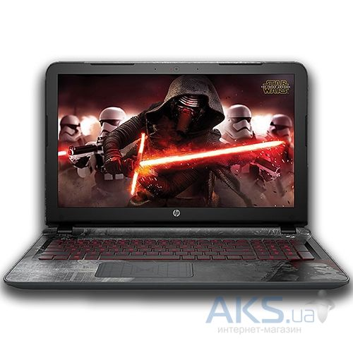 Ноутбук HP Pavilion 15-AN097 Star Wars Special Edition (T0D90UA)