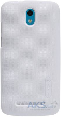 Чехол Capdase Soft Jacket2 HTC Desire 500 White