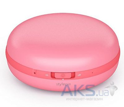 Повербанк power bank MACARON Hand Warmer Power Bank 3500mAh Peach Red