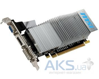 Видеокарта MSI GeForce GT610 (N610-1GD3H/LP)