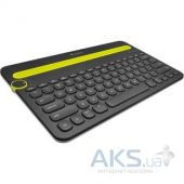 Клавиатура Logitech Bluetooth Multi-Device Keyboard K480 Black