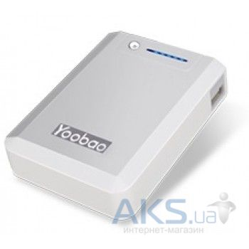 Внешний аккумулятор Yoobao Power Bank 8800 mAh Magic Box YB-645, [PBYB645-WT] White