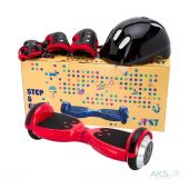 Вид 4 - Гироскутер JUST Step&GO Junior + bag&defence Red (SGMLY-S5BDSRD)